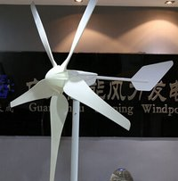 600W Wind Turbine Alternator Generator