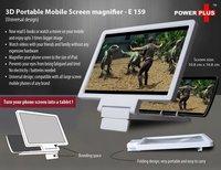 3D Portable Mobile Screen Magnifier (Universal Design)