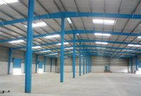 Pre Fabricated Industrial Sheds