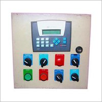 Programmable Logic Controller Control Panel