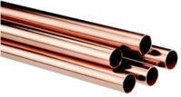 Industrial Copper Pipes And Tubes