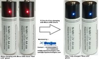 AA And AAA Rechargeable Batteries