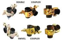 Double / Swivel Coupler