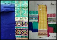 Unstitched Punjabi Suits