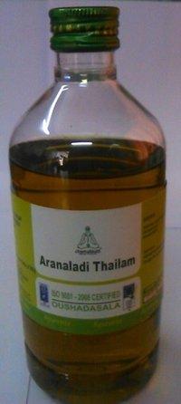 Aranaladi Thailam
