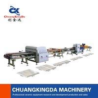CKD 2/3 Dry Type Ceramic Cutting And Squaring Machines