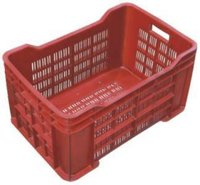 Plastic Moulded Crates