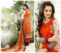 Alia Cotton Ladies Salwar Kameez Suit