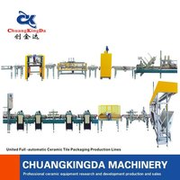 United Full Automatic Ceramic Tile Packaging Production Lines