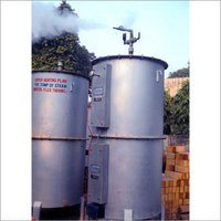 Industrial Super Heating Plant Cum Mini Boiler