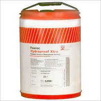 Hydroproof Xtra Single Component Acrylic Polymer