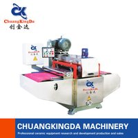 Single Shaft Multi Blade Full Automatic Continuous Ceramic Tiles Marble Stone Mosaic Cutting Machine