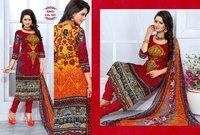 Suhani Cotton Digital Print Ladies Suit