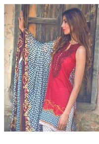 Mina Hasan Ladies Pakistani Embroidery Suit