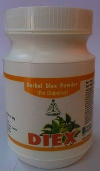 Herbal Diex Powder For Diabetics