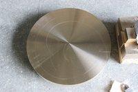 Beryllium Copper Big Size Round Plates (C17200)