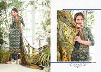 Zebba-4 Cambric With Embroidery Ladies Suit