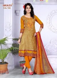 Supriya Silly Silly Cotton Embroidery Ladies Suits