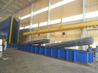 Post Treatment Plant For Structure Galvanizing