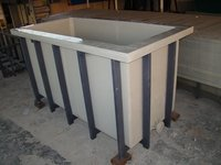 Stripping Tank For Wire Coil Galvanizing Plant