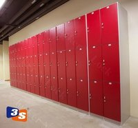 Pvc Plastic Lockers