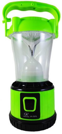 Rechargeable Solar Battery Powered Emergency LED Lantern