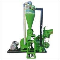 Mobile Atta Chakki And Holler Machine