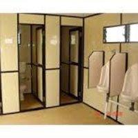Modular Portable Toilet Cabins
