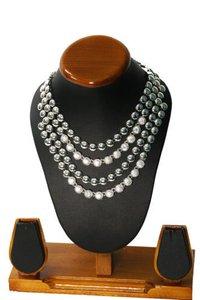 Sawasdee Fashion Thai Jewellery Silver Pearl Necklace