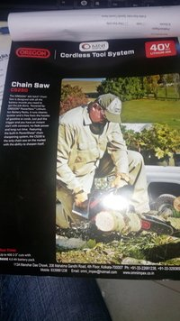Oregon Chain Saw