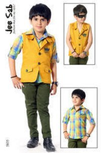 Kids Party Wear Suit