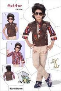 Party Wear Kids Suit