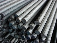 Iron Steel TMT Bars