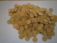 Sintered Brass Bronze Copper Powder Filter Disc