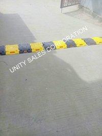 Plastic Road Bump