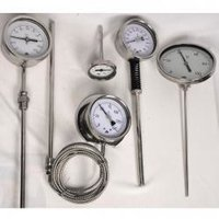 Mercury Filled Thermometer