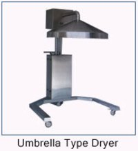 Umbrella Type Dryers
