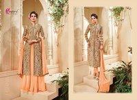 Designer Georgette Ladies Salwar Suit