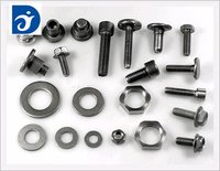 Titanium Fasteners Screw Bolt Nuts Washer