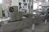 Automatic Cream Spreading Machine for Wafer Biscuit