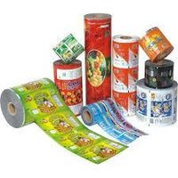PVC Packaging Film Labels