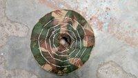 Army Pattern Fabric Buffing Wheels