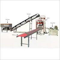 Manual Fly Ash Brick Making Machines