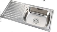 Stainless Steel Single Bowl Kitchen Sink (ON8543)