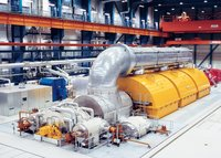 Industrial Steam Turbines