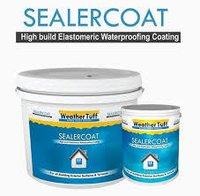 Acrylic Base Waterproofing Paint (Sealer Coat) For Terrace