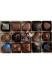 Assorted Dark Milk and White Chocolates blended with Dry Fruits and Nuts
