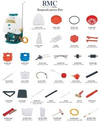 Knapsack Power Sprayer Parts