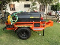Agricultural Tractor Trailer Sprayer