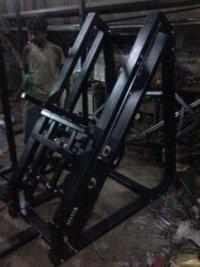 Leg Press / Hack Squat Machine